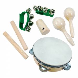 Mini Orchestra Set, 8 pcs